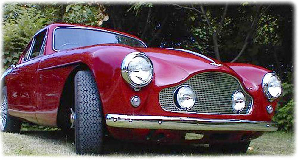 1957 Aston Martin DB2/4 MKIII with Copper Nickel Brake Line